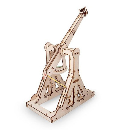 Puzzle 3D KATAPULT - TREBUCHET