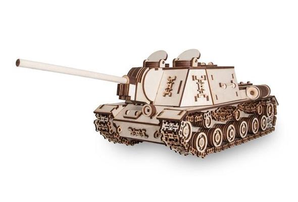 Puzzle 3D TANK SU 152
