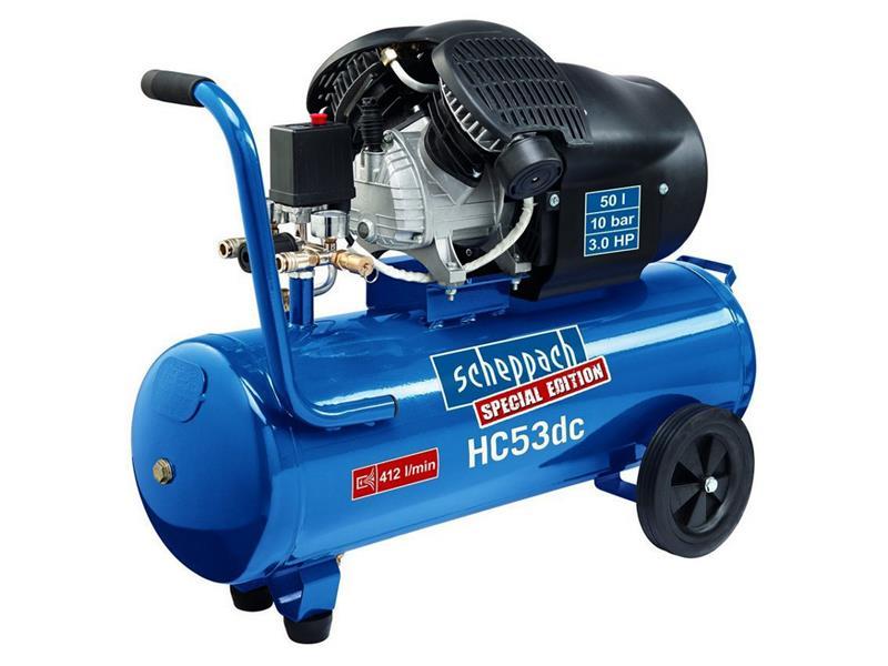 Kompresor olejový SCHEPPACH HC 53 DC