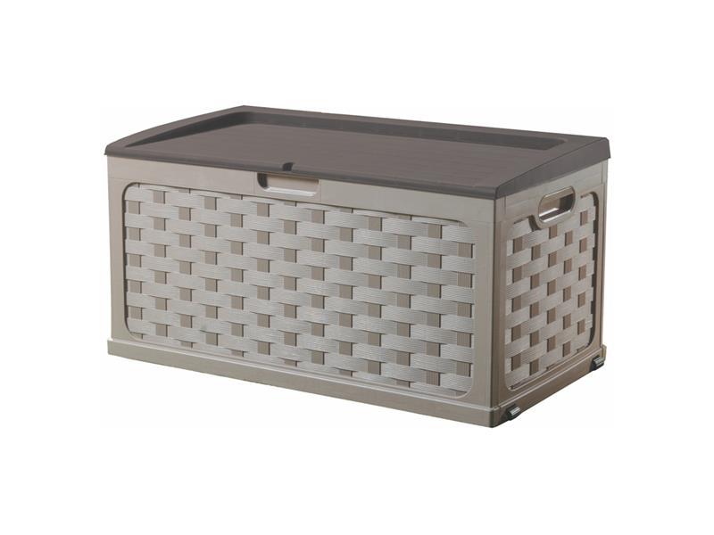 Designový plastový zahradní box FIELDMANN FDD 1006B