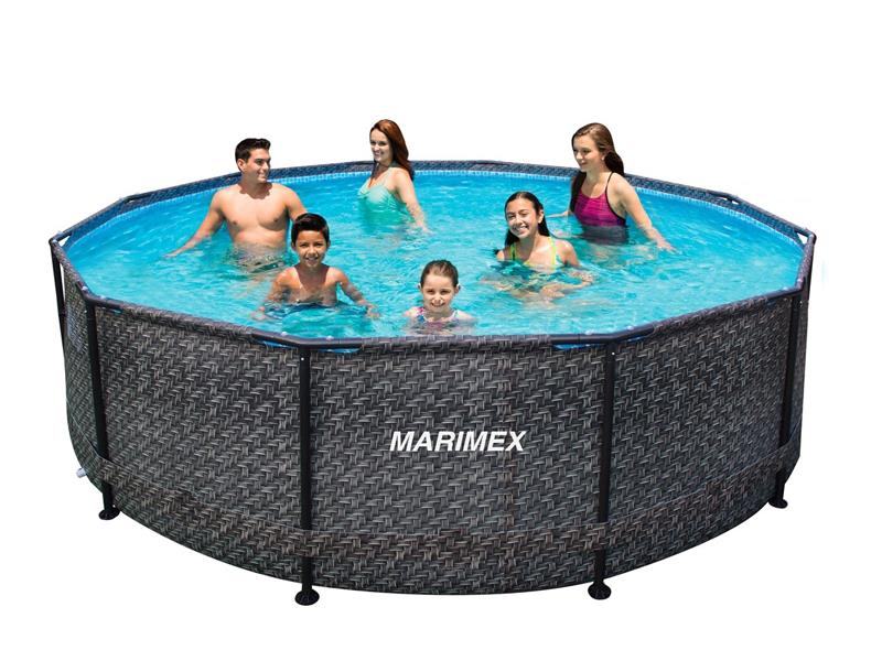 Bazén MARIMEX FLORIDA RATAN 3.66 x 0.99 m 10340213