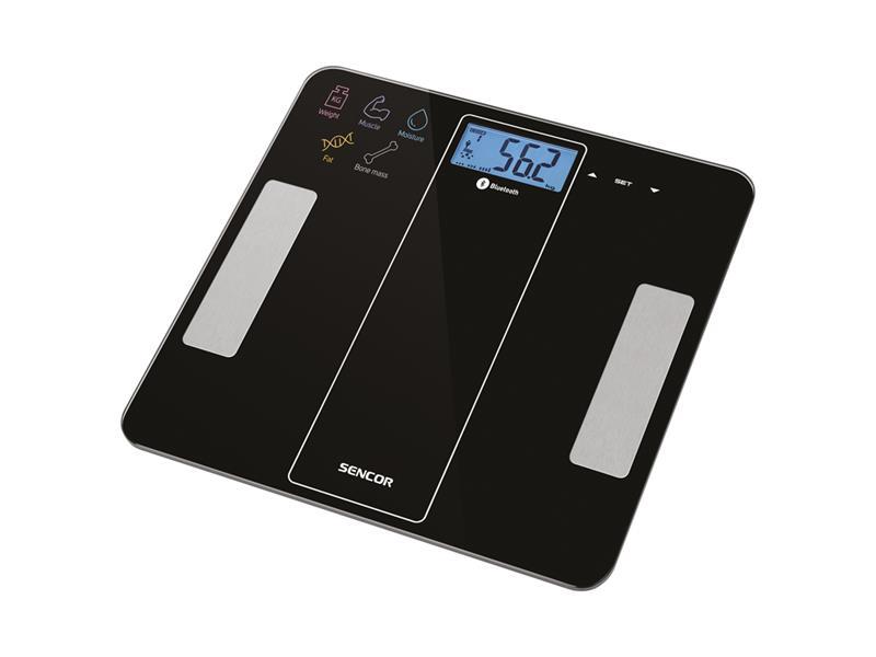 Váha osobní SENCOR SBS 8000BK