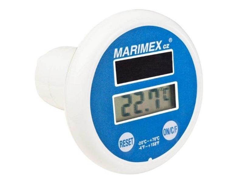 Teploměr MARIMEX plovoucí digitální 10963012