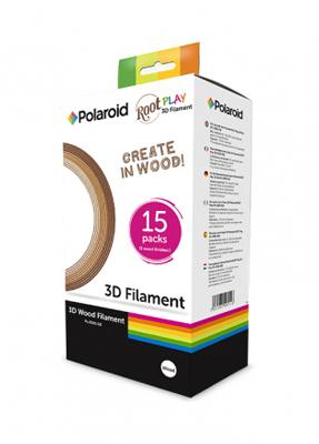 Náplň 3D pero POLAROID ROOT PLAY 3 odstíny