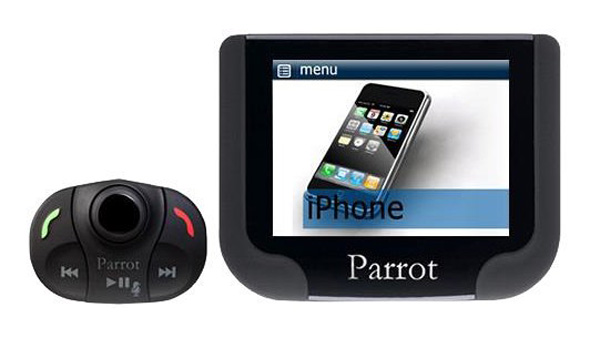 HandsFree do auta BLUETOOTH PARROT MK9200