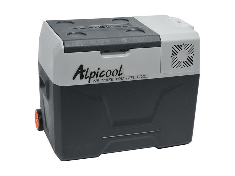 Autochladnička Alpicool kompresor 40l 230/24/12V -20°C