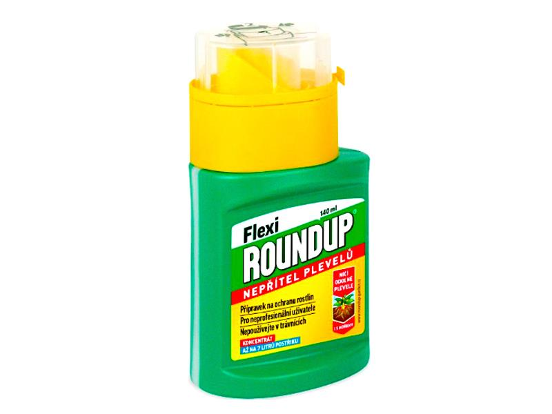 Postřikovač ROUNDUP FLEXI 140ml