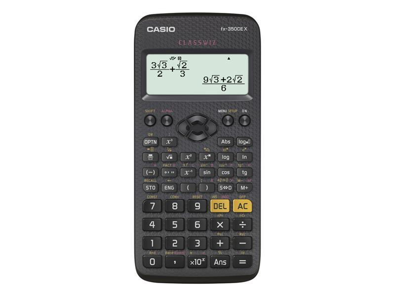 Kalkulátor školní FX 350 CE X CASIO