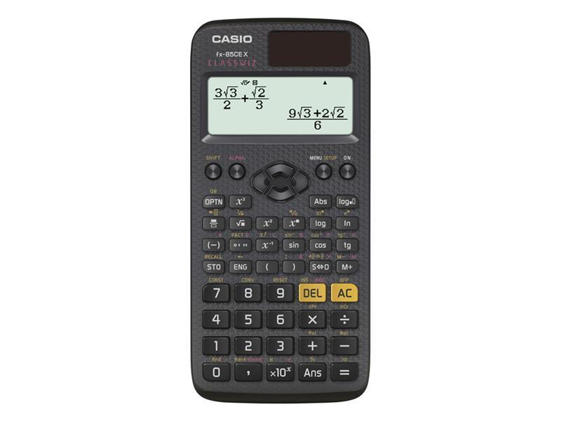 Kalkulátor školní FX 85 CE X CASIO
