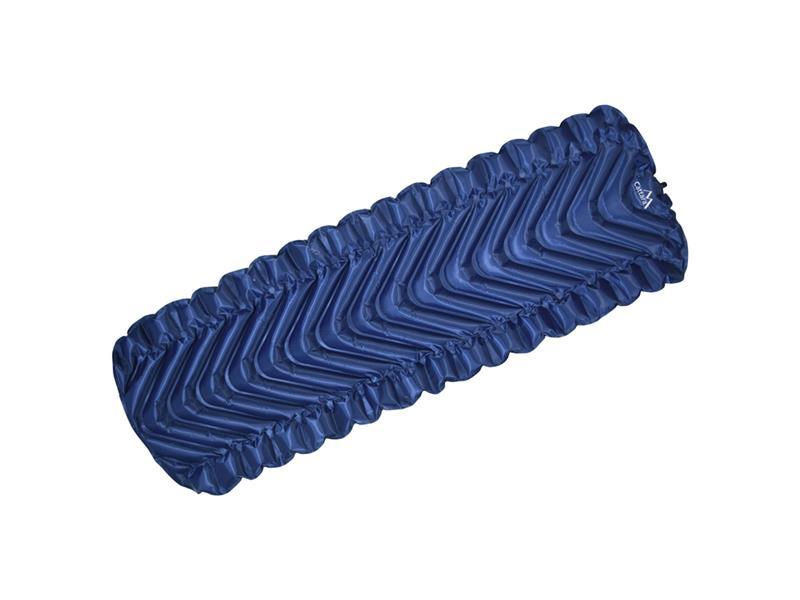 Karimatka nafukovací CATTARA TRACK 185x61cm modrá