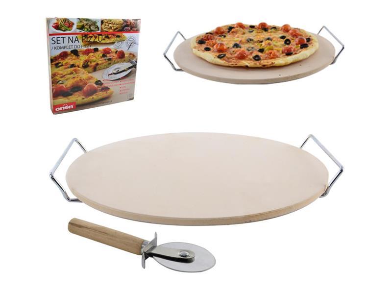 Set pizza ORION + kráječ