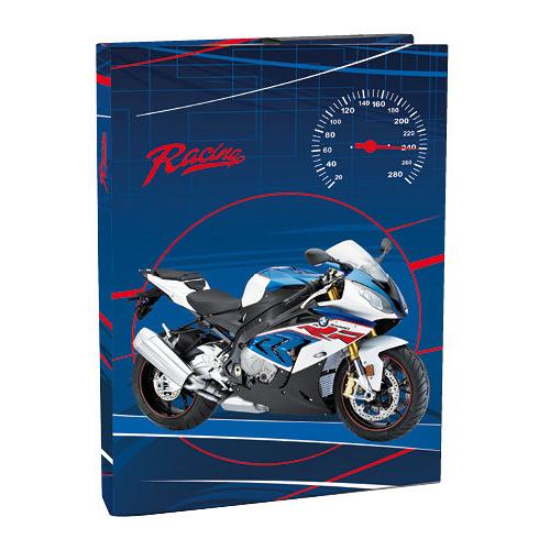 Box A4 s klopou Speed Racing Stil