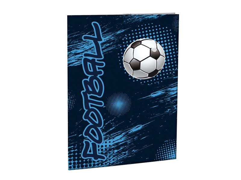 Desky na abecedu Football Stil