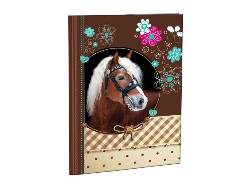 Desky na abecedu Sweet Horse Stil