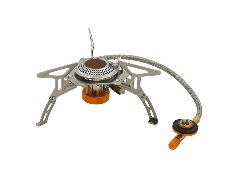 Plynový vařič Cattara kempingový stojánek