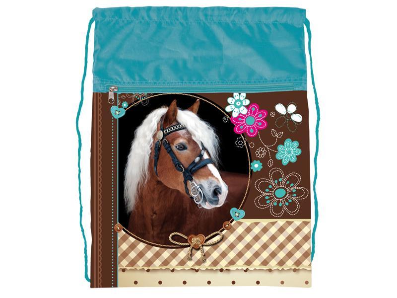 Sáček na cvičky Sweet Horse Stil
