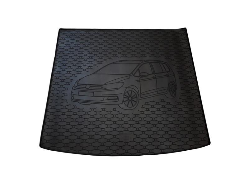 Vana do kufru gumová Rigum Volkswagen Touran 2015- horní dno