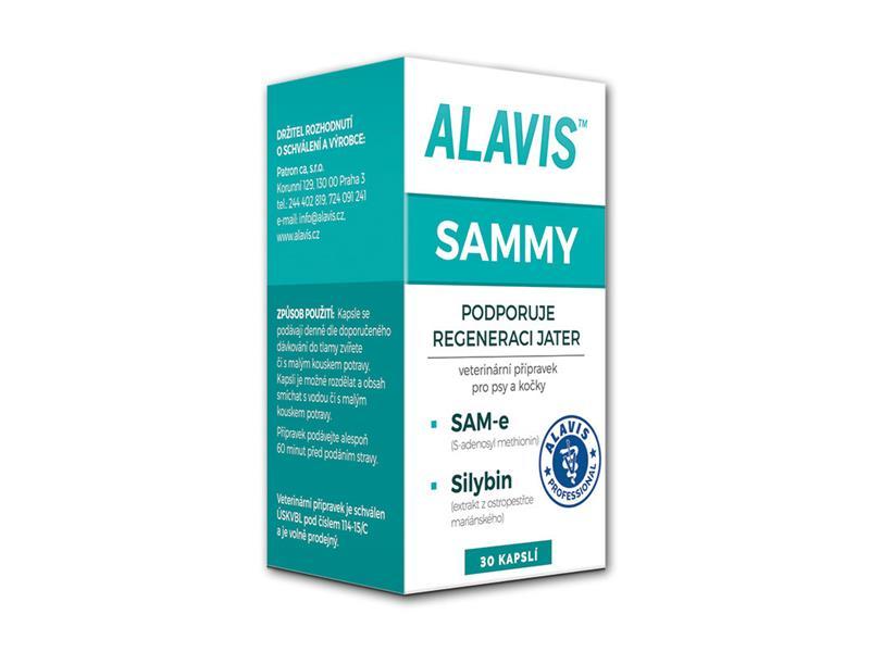 ALAVIS SAMMY 30 TABLET
