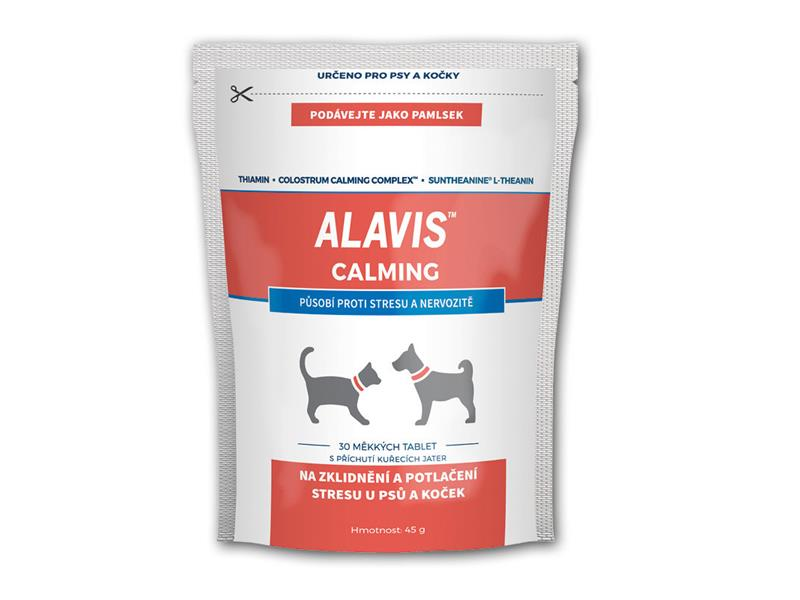 ALAVIS CALMING 45G