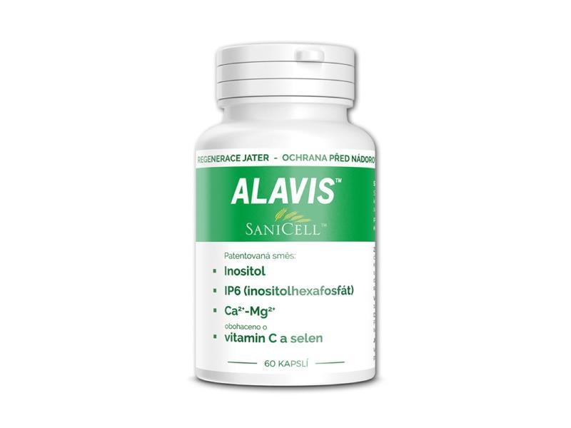ALAVIS SANICELL 60 TABLET