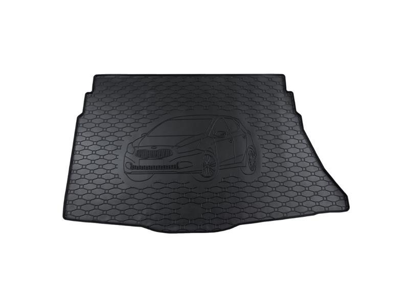 Vana do kufru gumová Rigum Kia Cee'd II 2012- Hatchback