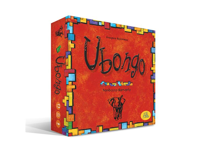 Hra stolní Albi Ubongo: Honba za diamanty