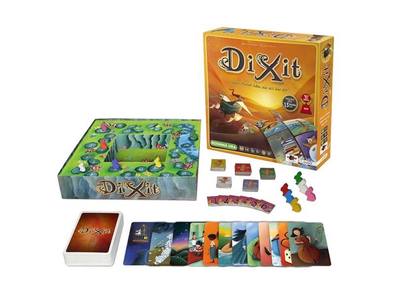 Hra stolní Dixit: Základní hra