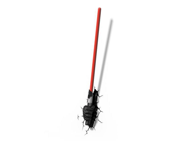 3D světlo EP7 - Darth Vaderův světelný meč