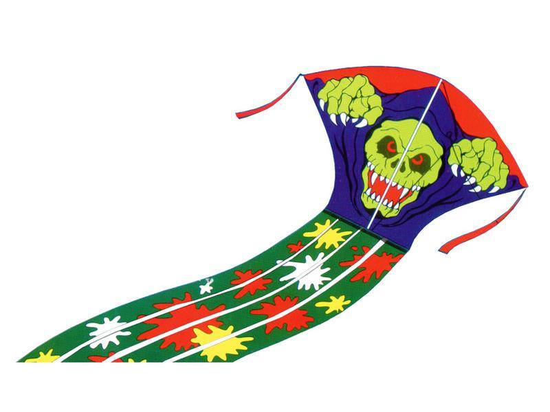 Drak létající Monster 43 x 70 cm - B