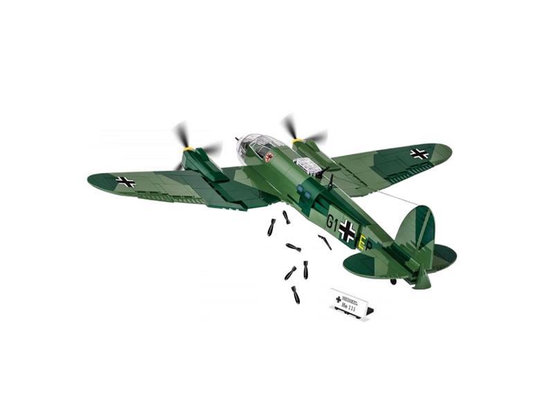 Stavebnice Cobi 5534 Small Army Heinkel HE 111