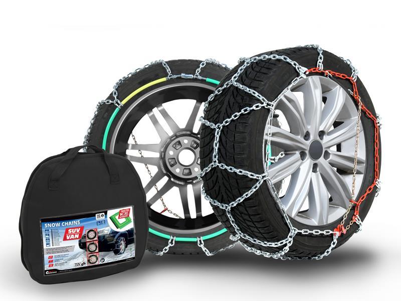 Řetězy sněhové SUV-VAN vel. 270