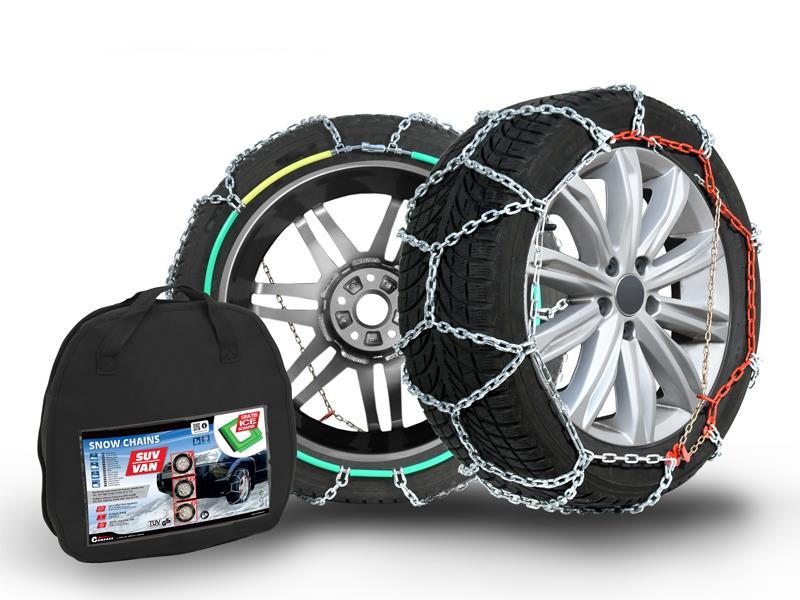 Řetězy sněhové SUV-VAN vel. 275