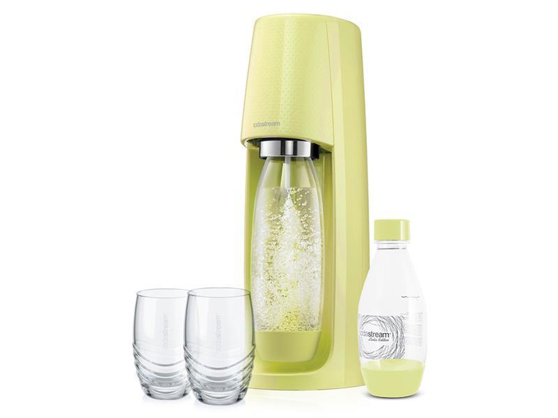 Sodastream sada Spirit Limetkový výrobník sody