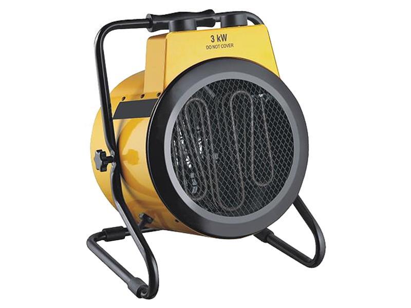 Topidlo elektrické STREND PRO EXA1-30, max. 3 kW