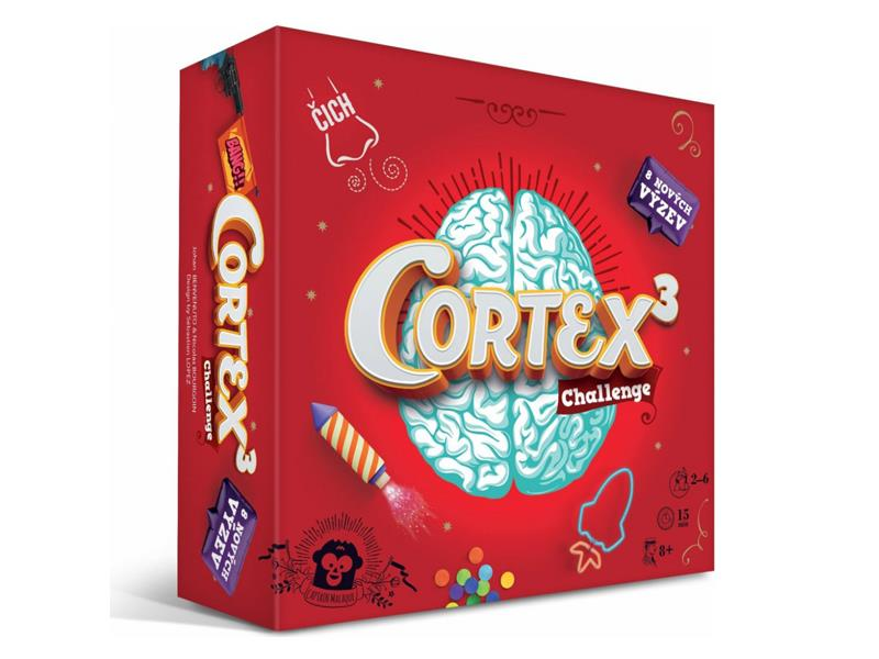 Hra stolní Albi Cortex 3