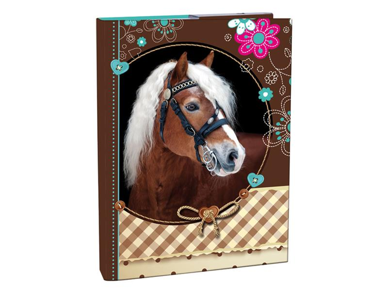 Box A4 Sweet Horse Stil