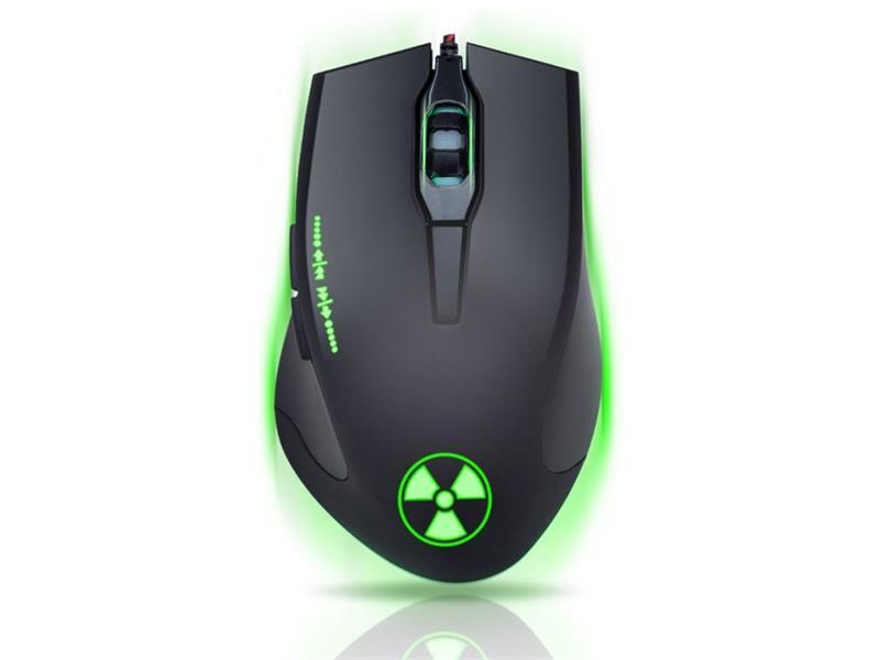 Myš bezdrátová CONNECT IT  CI-1128 BATTLE RNBW herní