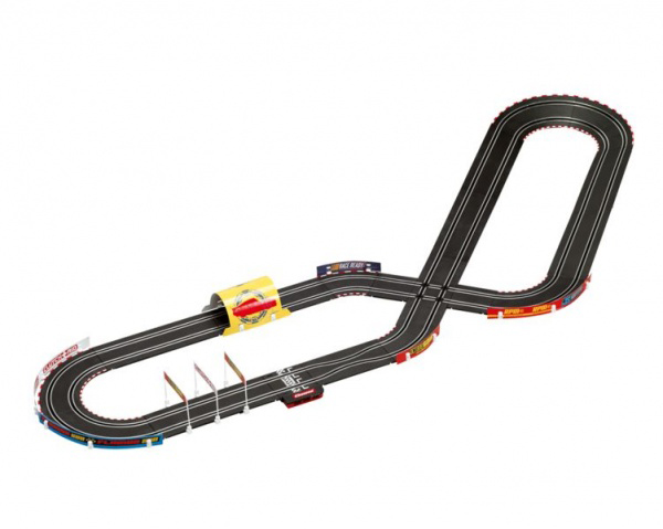 Autodráha CARRERA GO CARS 3 FAST FRIENDS 62419