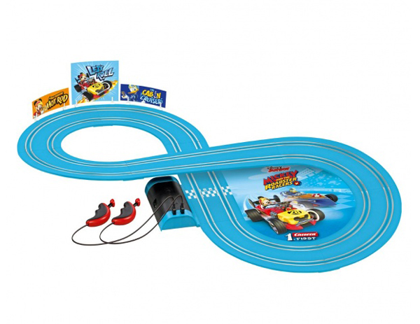 Autodráha CARRERA FIRST MICKEY RACERS 63012
