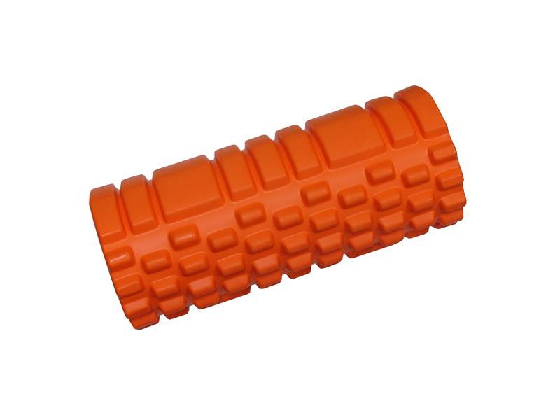 Válec masážní roller ACRA D85 oranžový