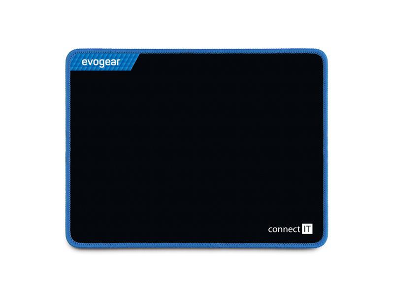 Podložka pod myš, CONNECT IT EVOGEAR CMP-1150-SM malá (320 × 245 mm)