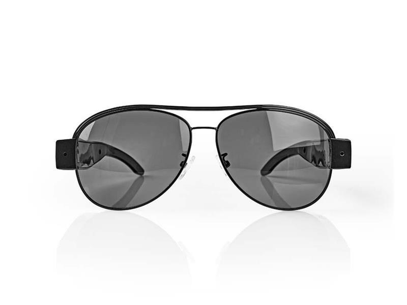 Brýle s kamerou NEDIS SPYCGL10BK