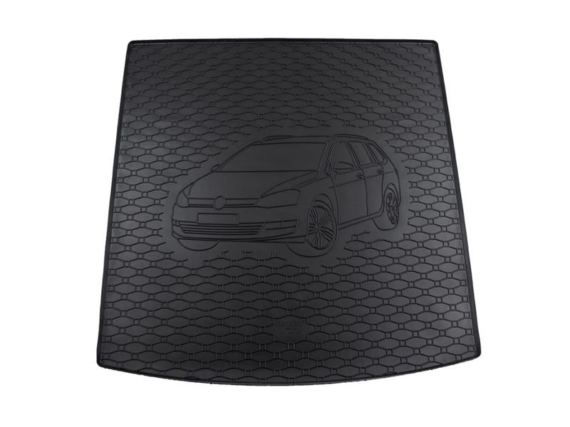 Vana do kufru gumová RIGUM Volkswagen Golf VII Variant 2013- horní dno