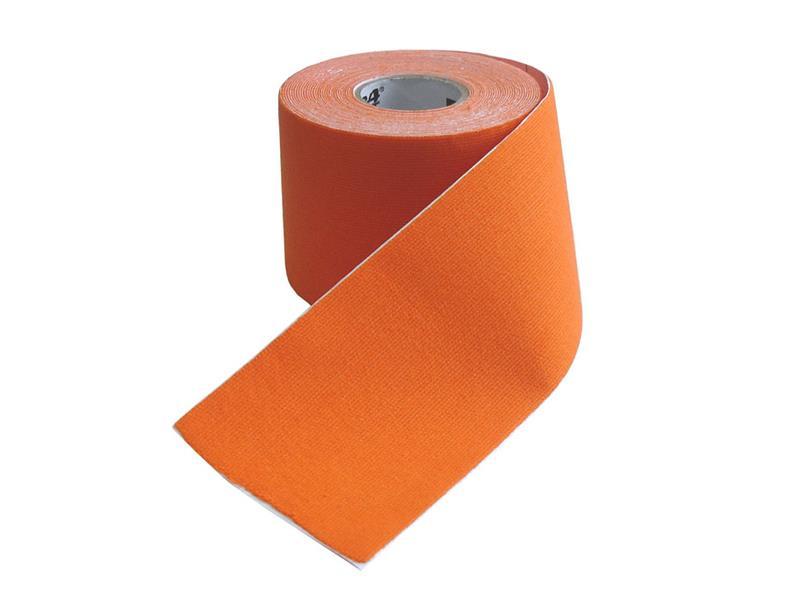 Tape Kinezio 5x5 m oranžový D70