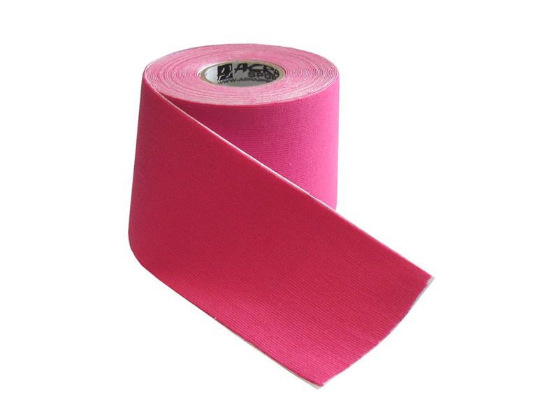 Tape Kinezio 5x5 m růžový D70