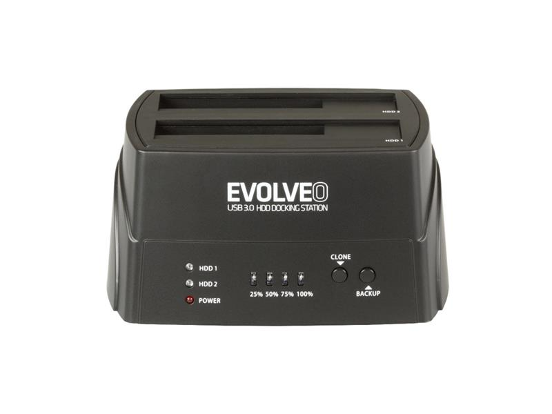 Stanice dokovací EVOLVEO na HDD USB 3.0
