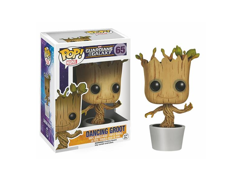 Figurka Funko POP Marvel: GOTG - Dancing Groot