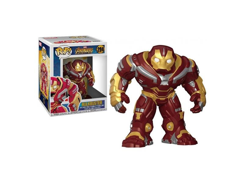 "Figurka Funko POP Marvel: Infinity War - 6"" Hulk Buster"
