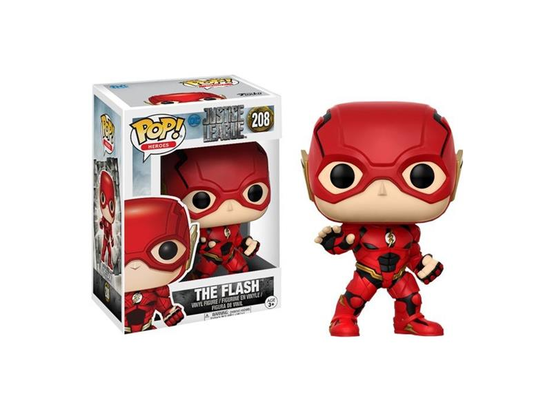 Figurka Funko POP Movies: DC - Justice League - Flash