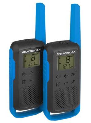 Vysílačky MOTOROLA TLKR T62 BLUE
